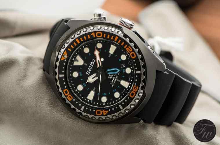 Seiko Prospex Kinetic GMT