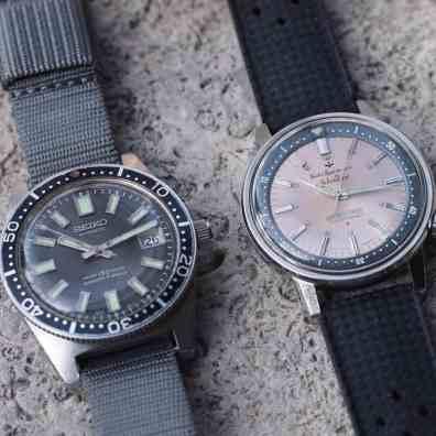 Seiko 62MAS and Seiko SilverWave