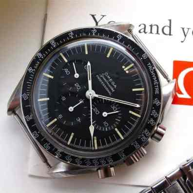 Omega Speedmaster Professional 105.012