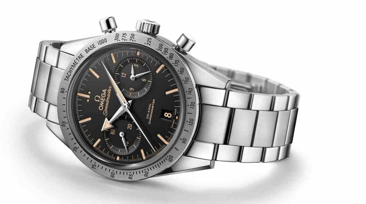 Omega Speedmaster '57 Caliber 9300 Broad Arrow