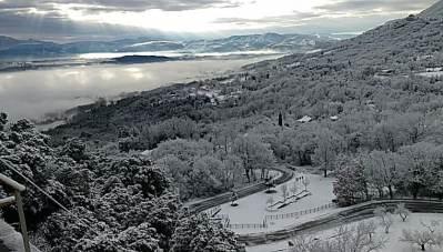 Valle Santa vista dal Santuario di Greccio