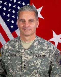 Maj. Gen. Anthony Cucolo