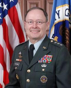 Gen. Keith B. Alexander