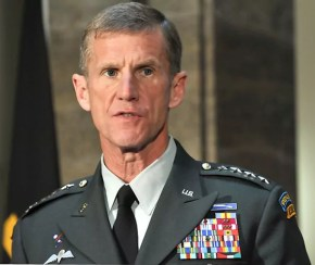 Military Scammer - MASTER GEN. STANLEY MCCHRYSTL (RETIRED) PART I