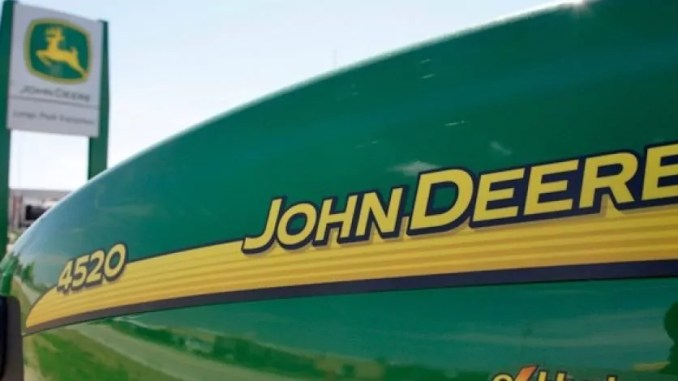 John Deere and Precision Planting LLC