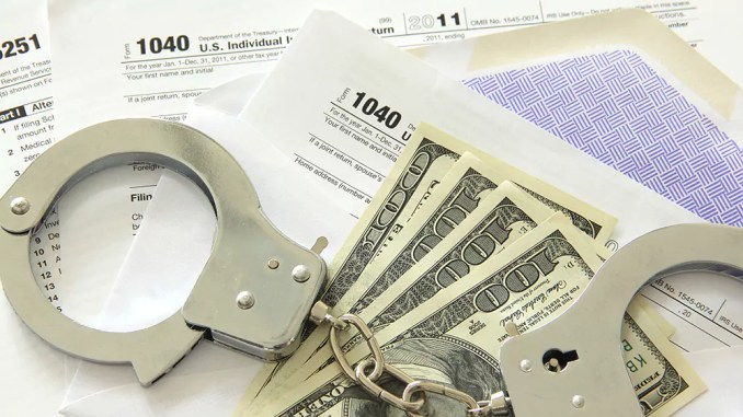 State Theft: Are You a Tax Evader? Here are the Legal Implications