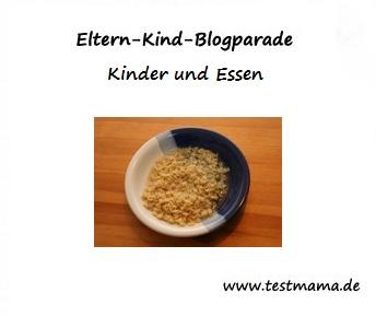 Eltern-Kind-Blogparade Februar Kinder Ernährung