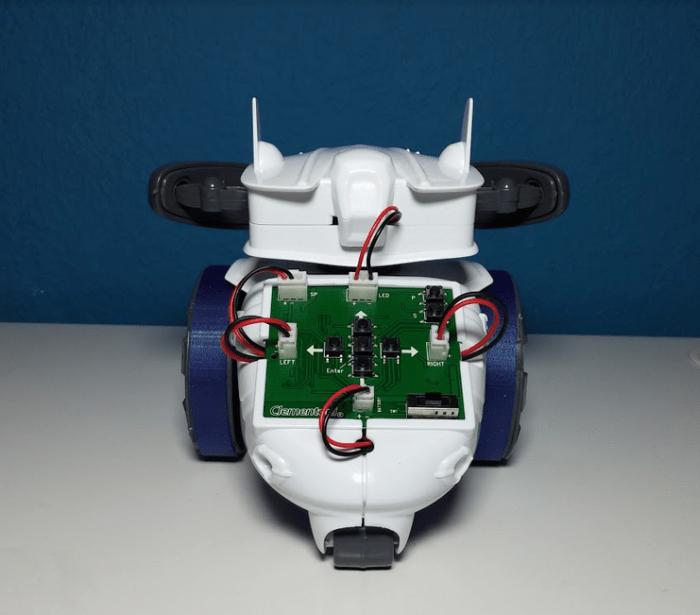 Platine Cyber Robot