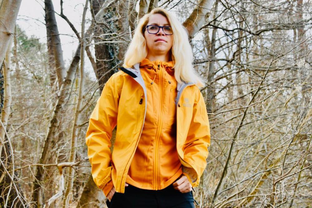 Beyond Nordic - Melanie von vorn