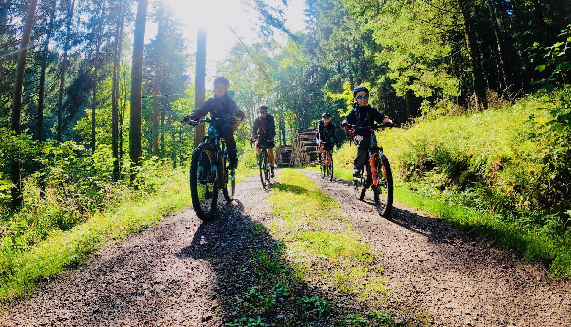 Blockline - Bike Abenteuer Erzgebirge - Fravely- Header