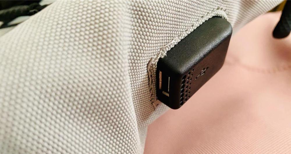 Ela Mo Rolltop USB