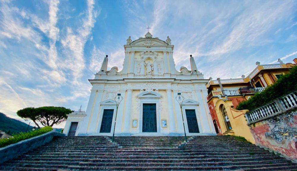 Kirche in Santa Margherita Ligure