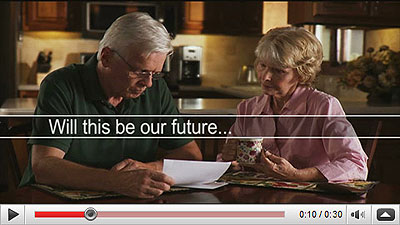View our powerful new ad on health care