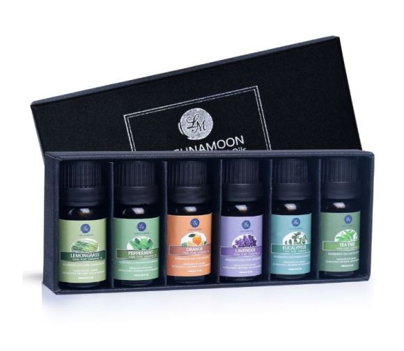 laguna messential oils christmas gift set