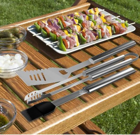 BBQ grill Tool set - Christmas gifts under $100