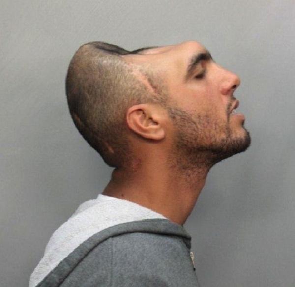 halfy the half head man freak lore