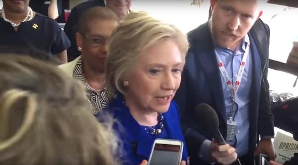 Hillary eyes