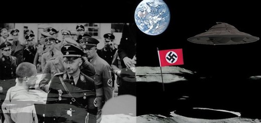 German secret societies colonized Mars during the 1940's