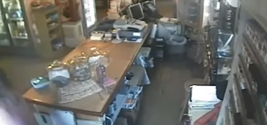 Surveillance video captures store ghost in Gilford
