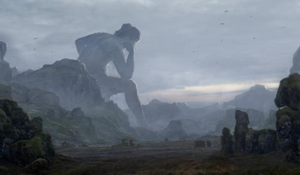 Giant Megalith in Russia