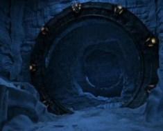 Time vortex gate