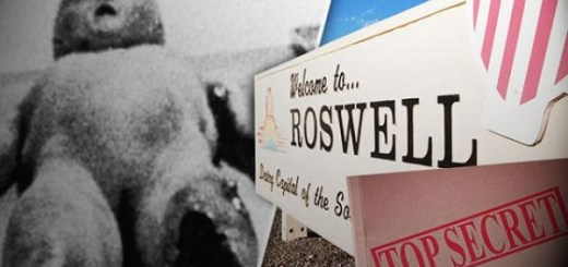 Welder spills details about Roswell UFO crash site