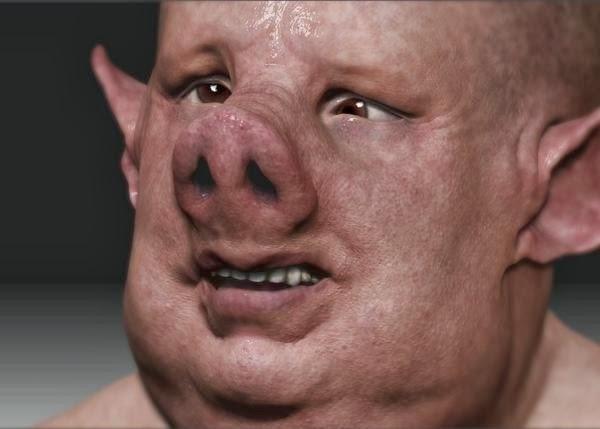 Squallies pigman head