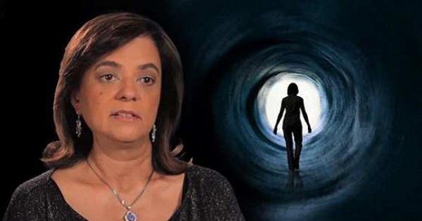 Anita Moorjani back from the dead