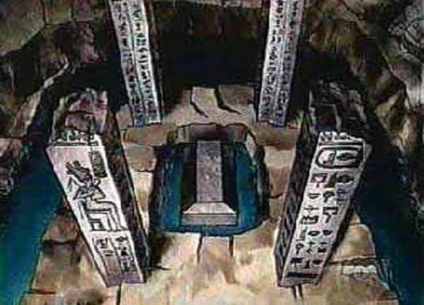 Osiris Tomb