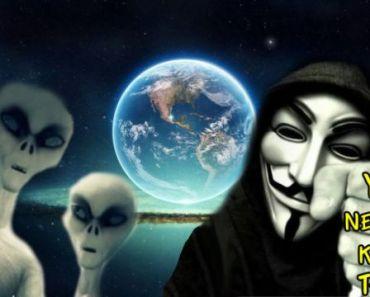 Anonymous aliens in Antarctica