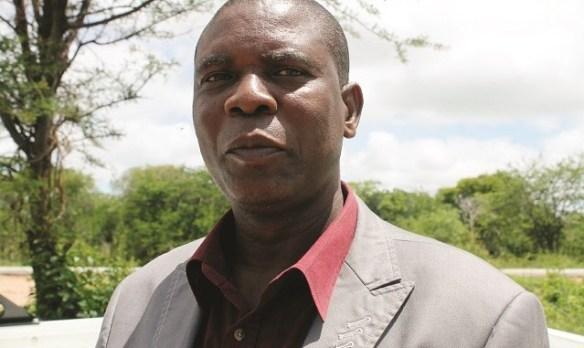 Chief Nemangwe