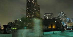Ghost in the city