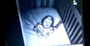 Ghost messes with child in cradle possession