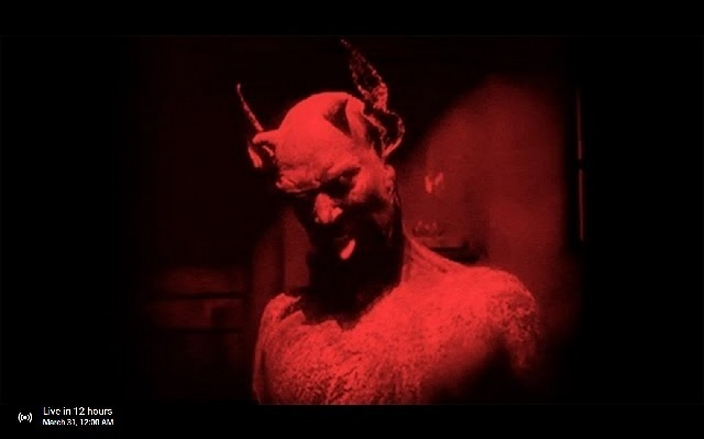 The devils mask stream liveScifi