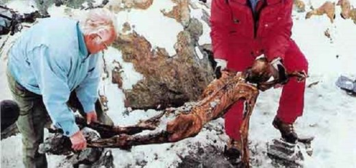 Oldest corpse in Europe cursed those who disturbed him