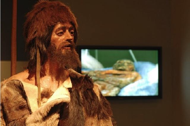 Ötzi reconstructed