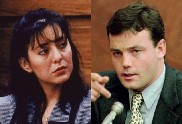 Lorena and John Wayne Bobbitt