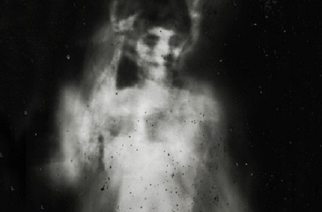 The White Lady ghost photo