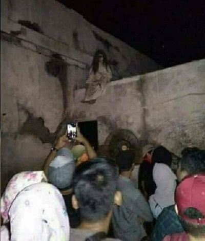 Banshee ghost photographed in India has gone viral