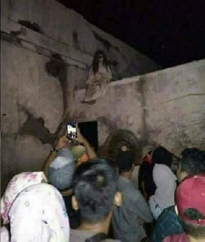 Le fantôme Banshee photographié en Inde est devenu viral