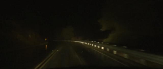 Drive to Waldeck Mine