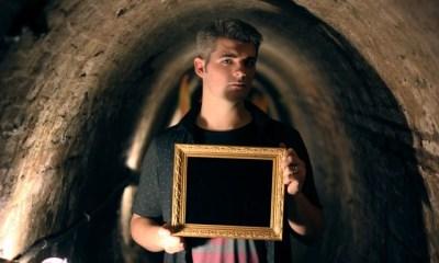 Greg Newkirk with Dark Mirror