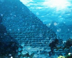 Underwater pyramids discovered near Azores Islands with dive team