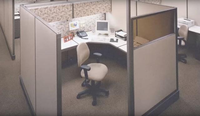Office doppelgänger