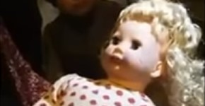Possessed doll in Peru