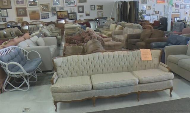 Haunted couch Waco Texas