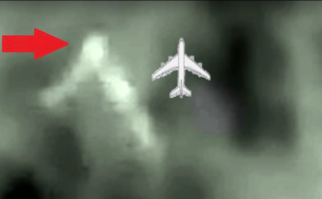 Thermal drone UFO recording Romania compared