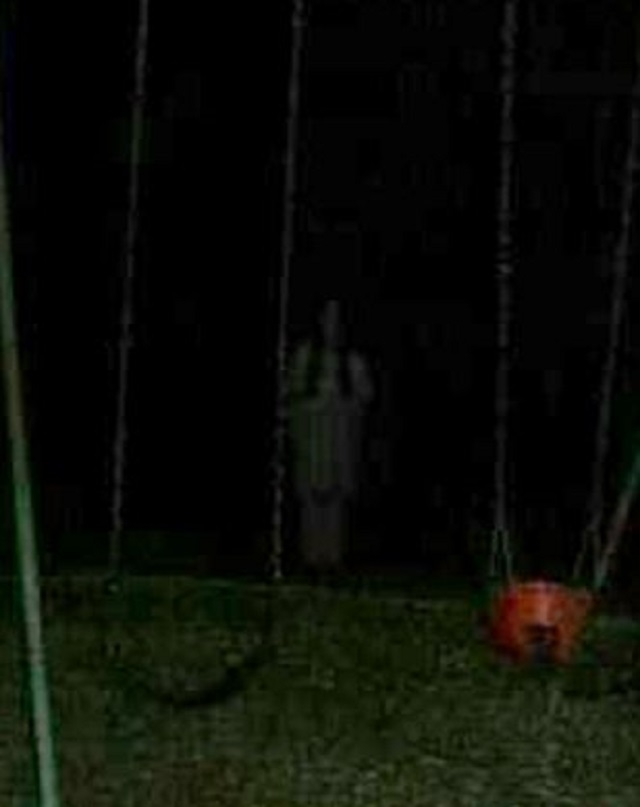 Mary the ghostly girl