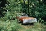 Wendy Allen car Dodge Golden Eagle