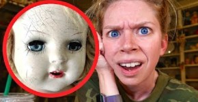 Rachel 'Bunny' Meyer haunted doll experience